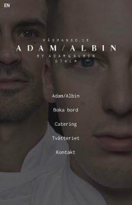 Adam & Albin